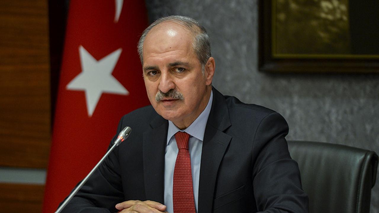 Kurtulmuş: Türkiye'de ekonomik sıkışıklığın nedeni iç dengeler değil