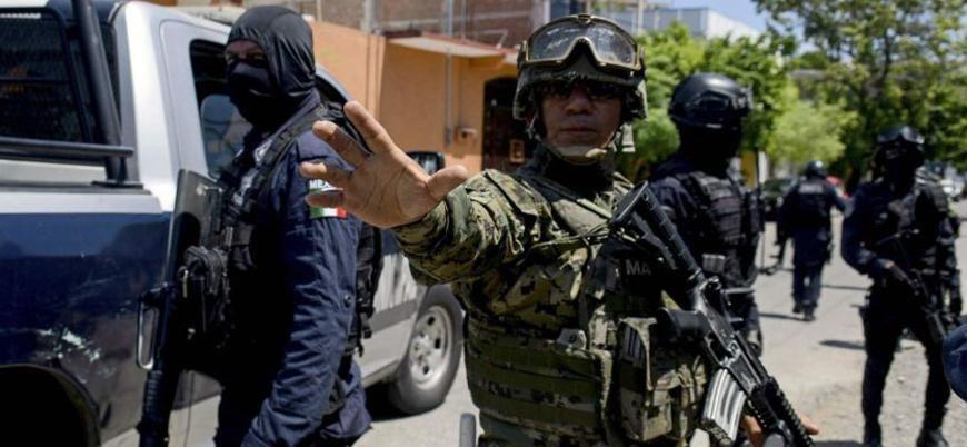 Meksika'da çatışma: 14 ölü