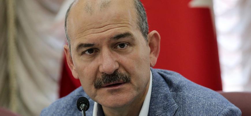 İçişleri Bakanı Soylu: Adil Öksüz'ün nerede olduğunu biliyoruz ama bizde kalsın