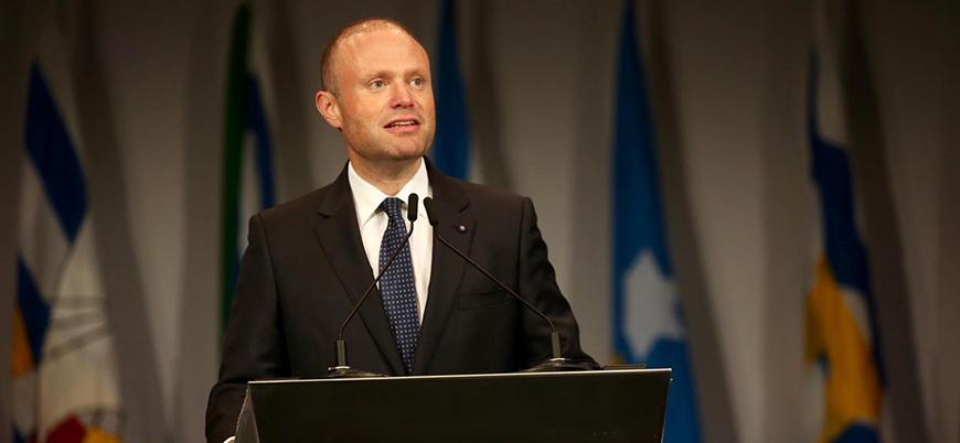Malta Başbakanı Muscat istifa etti