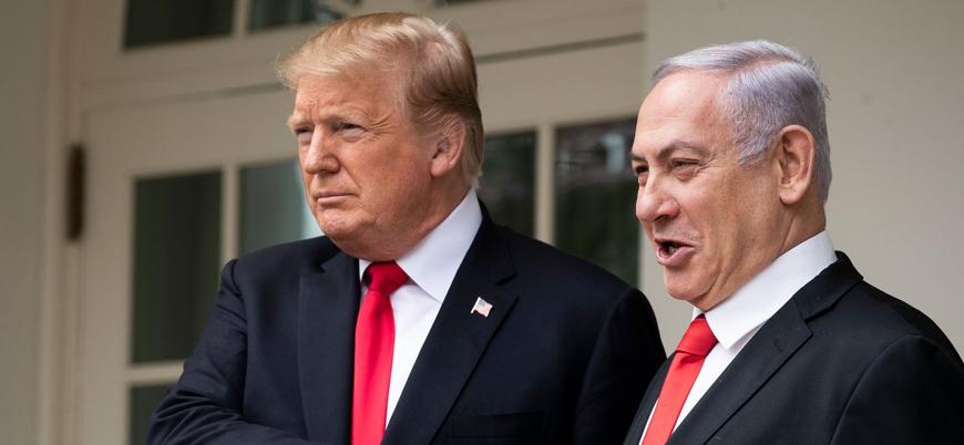 Trump ve Netanyahu 'İran tehdidini' görüştü
