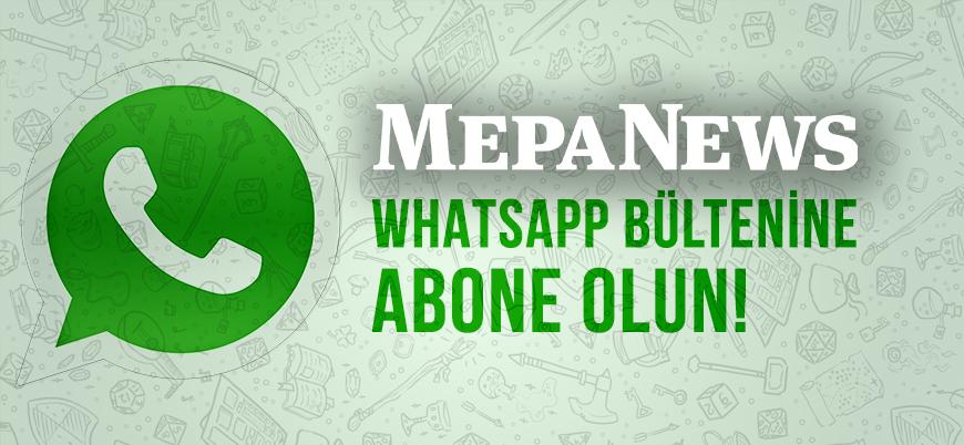 Mepa News WhatsApp bültenine abone olun
