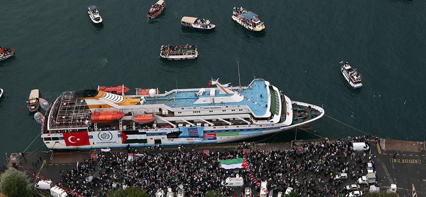 Uluslararası Ceza Mahkemesi 'Mavi Marmara' dosyasını üçüncü kez kapattı