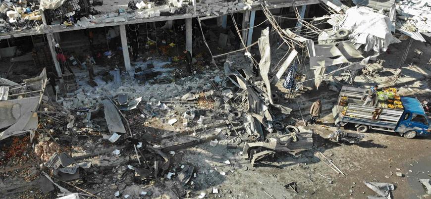 Rusya-İran-Esed ittifakı Suriye'de Kasım ayında 284 sivili öldürdü