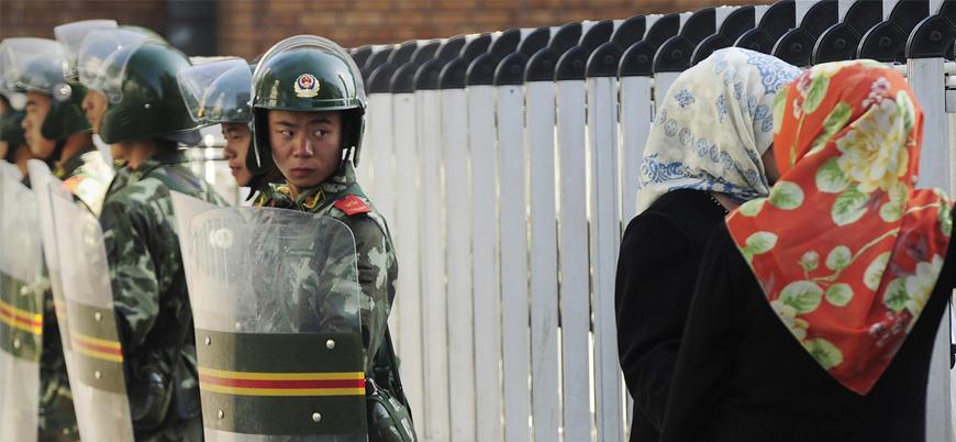 ABD Temsilciler Meclisi: Doğu Türkistan nedeniyle Çin'e yaptırım uygulanmalı