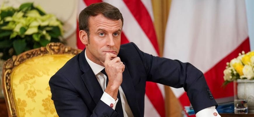 Macron: Erdoğan Libya konusunda verdiği sözü tutmadı