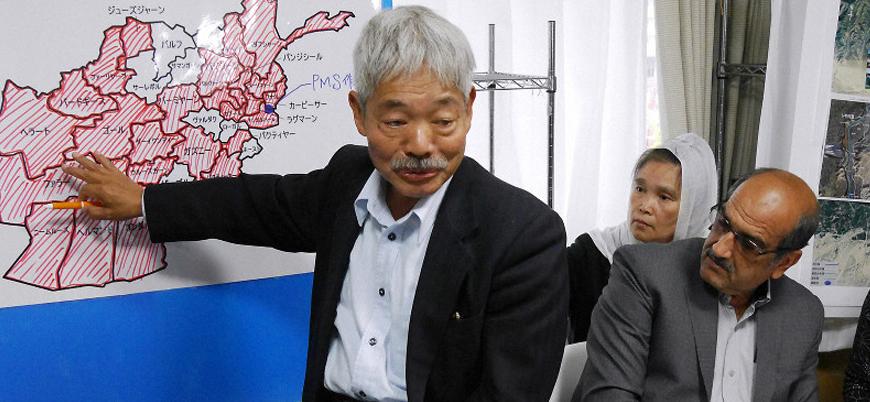 Japon yardım gönüllüsü Nakamura Afganistan'da öldürüldü