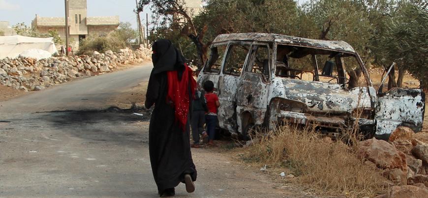 """""""ABD Bağdadi operasyonunda sivilleri de öldürdü"""""""