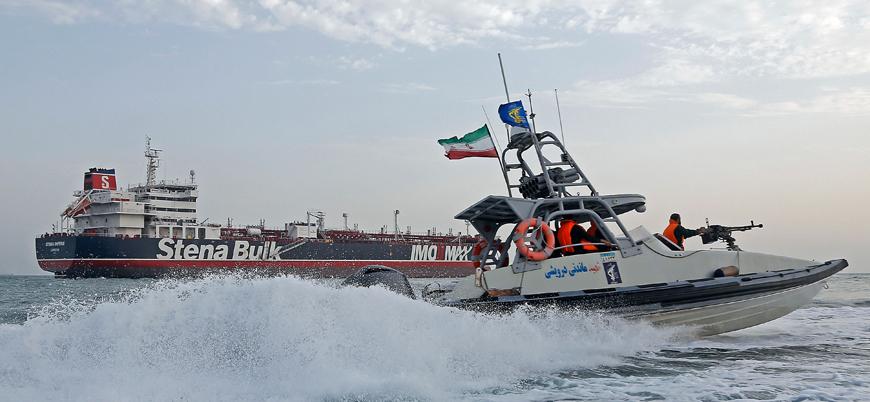 İran Rusya ve Çin'den ortak deniz tatbikatı
