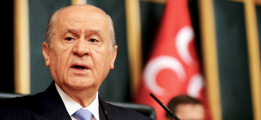 MHP Meclis'e sunduğu af teklifini geri çekti