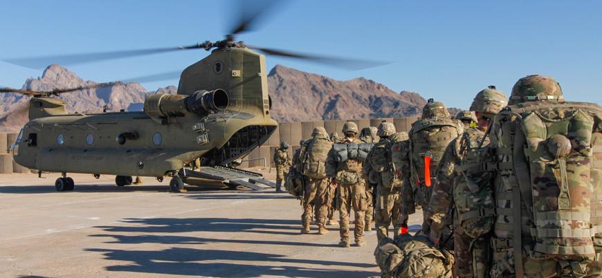 ABD Ortadoğu'ya 14 bin ilave asker gönderiyor