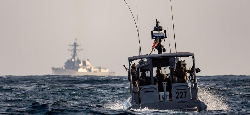 ABD 'Husilere gönderilen' İran silahlarına el koydu