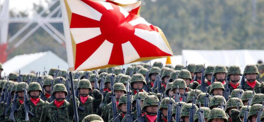 Japonya Ortadoğu'ya 270 asker gönderiyor