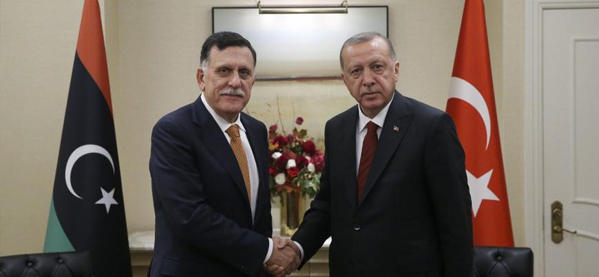 Libya hükümeti Türkiye ile imzalanan mutabakatı onayladı