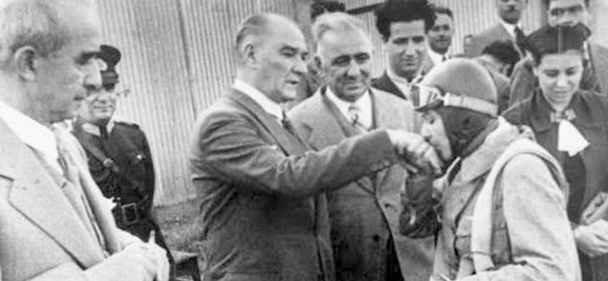 """Alman kanalı Atatürk'ü Hitler'e benzetti: """"Alevileri zehirli gazla öldürdü"""""""