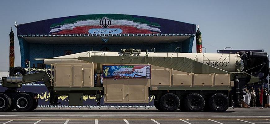 'İran balistik füzelerini Irak'a naklediyor'