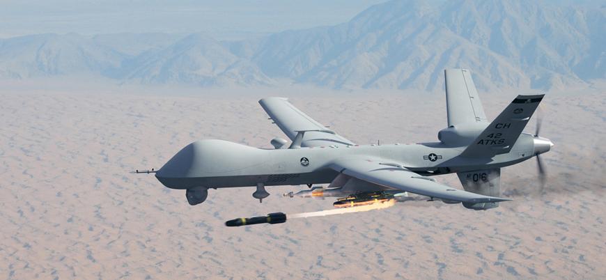 """Libya'da ABD İHA'sını Rus hava savunma sistemi düşürdü"""
