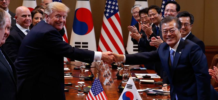 ABD ve Güney Kore'den ortak Kuzey Kore kararı