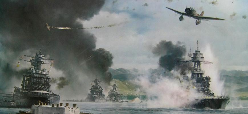 Pearl Harbor Baskını'nın 78'inci yıl dönümü