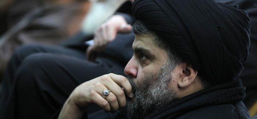 Irak'ta Şii lider Mukteda es Sadr'ın evine drone saldırısı