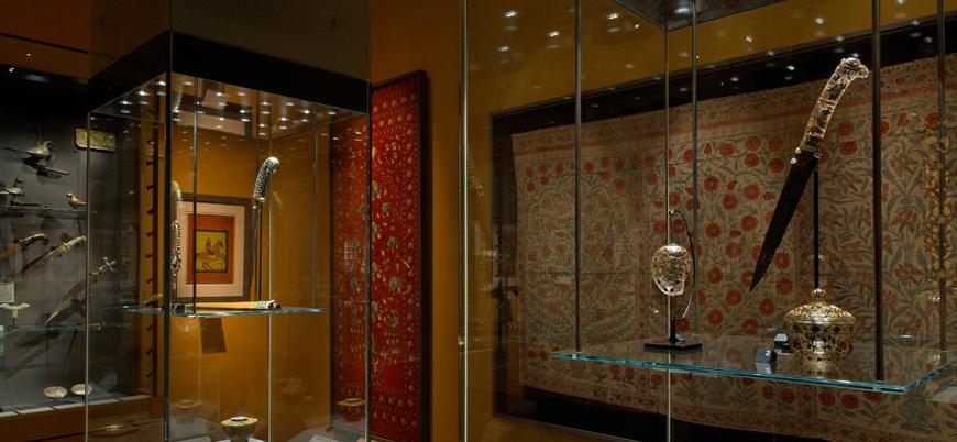 Türkiye'den kaçırılan tarihi eserler Danimarka'daki müzede sergileniyor