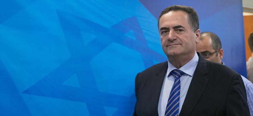 İsrail Dışişleri Bakanı: İran'ı bombalamak seçenekler arasında