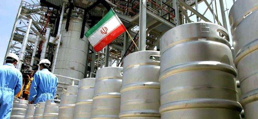 İran uranyum zenginleştirme çalışmalarını genişletiyor