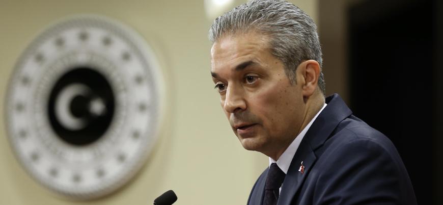 Türkiye'den Yunan liderin 'Pontus soykırımı' ifadesine tepki