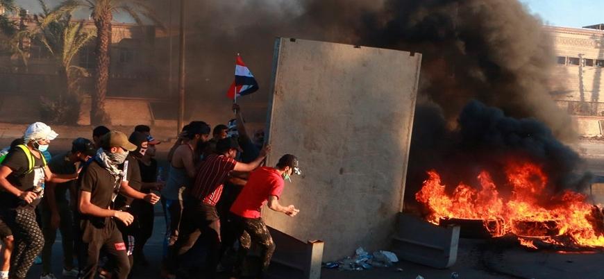 Irak'taki protestolarda tutuklanan 2 bin 626 kişi serbest bırakıldı