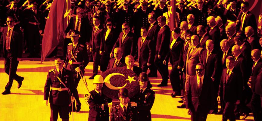 Türk bürokrasisinde güç mücadelesi: Muhafazakar blok ve Perinçek grubu