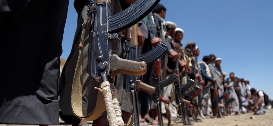 Husiler Suudi Arabistan'ın güneyinde askerlere saldırdı düzenledi: 3 ölü
