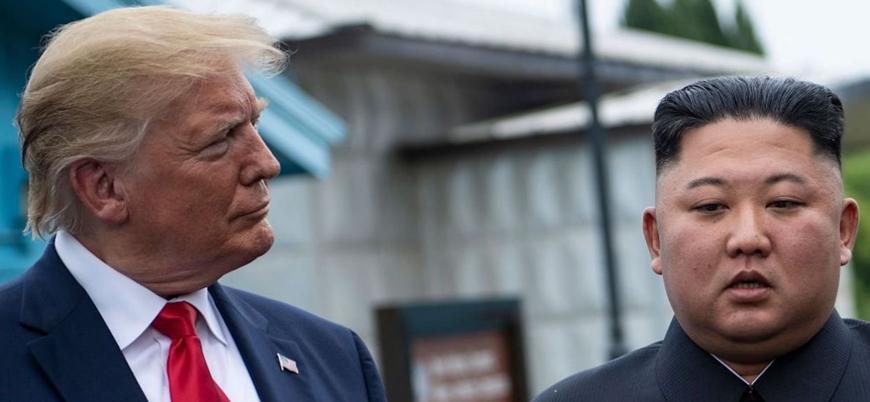 """Kuzey Kore'den Trump'a: """"Sabırsız ihtiyar"""""""