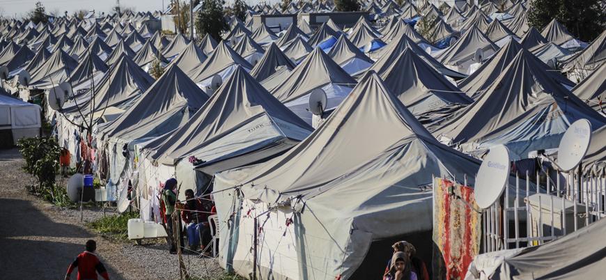 Yunan adalarındaki sığınmacıların sayısı 40 bini geçti