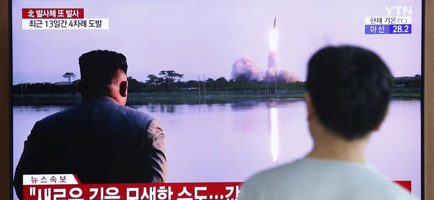 ABD Kuzey Kore'nin füze denemeleri nedeniyle BMGK'yı toplanmaya çağırdı