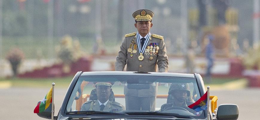 ABD 4 Myanmarlı generali yaptırım listesine aldı