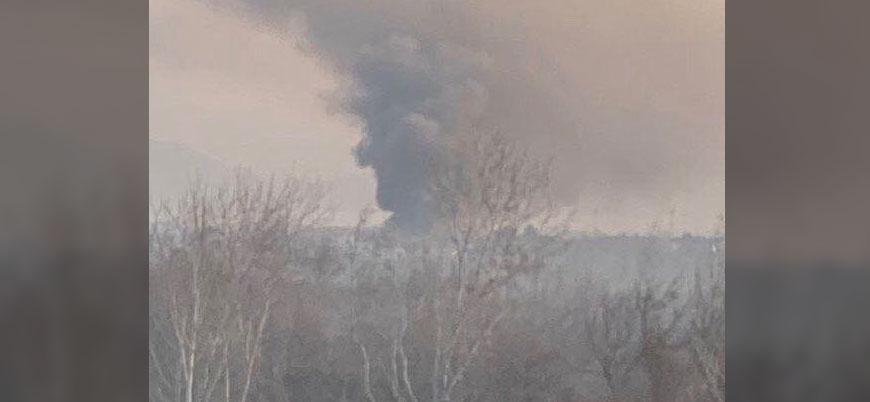 ABD'nin Afganistan'daki en büyük üssü Bagram'da bombalı saldırı