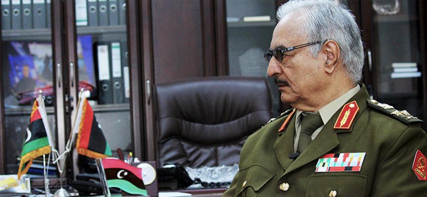 Erdoğan'ın 'Libya'ya asker gönderilmesi' açıklamasına Hafter yönetiminden kınama