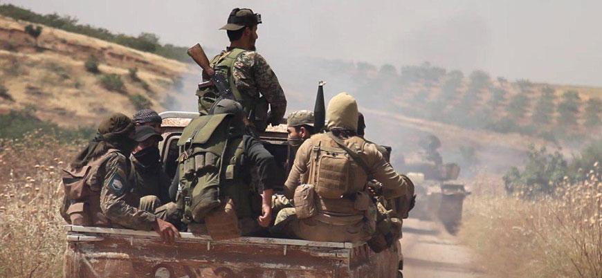 Suriyeli muhaliflerden İdlib'de Esed rejimine sürpriz saldırı: 20 ölü