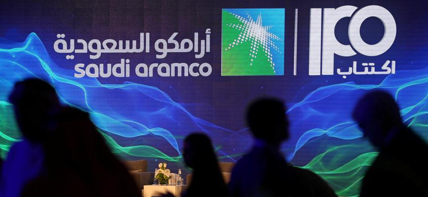 Suudi Arabistan milli petrol şirketi Aramco dünyanın en değerli şirketi konumuna yükseldi