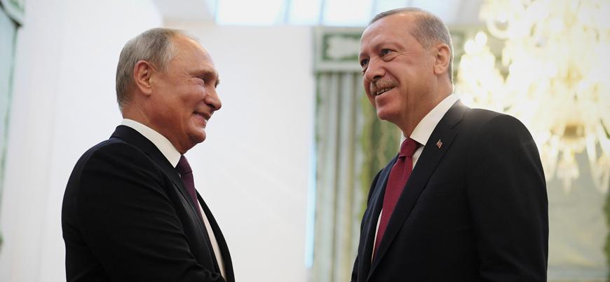 Erdoğan ile Putin telefonda görüştü: İşbirliği sürecek