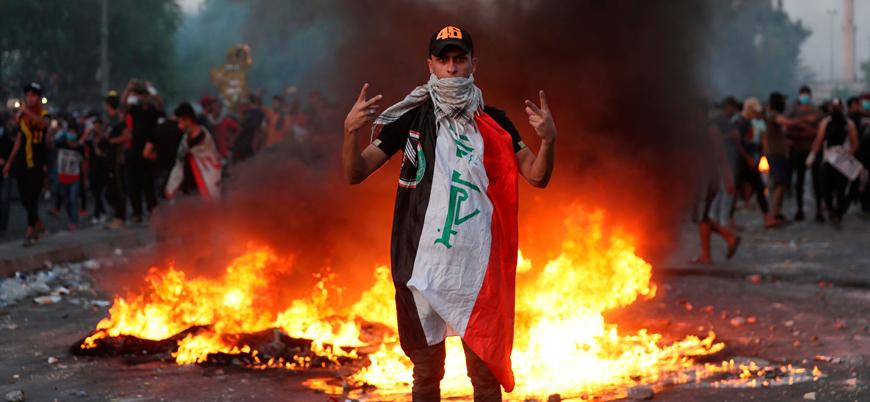 Irak'ta göstericiler suikastle öldürülüyor: On günde 3 suikast