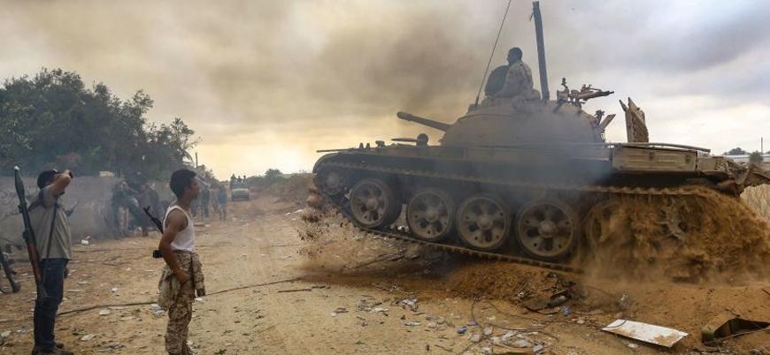 BM: Sudan ve Çad'daki silahlı gruplar Libya'da savaşıyor