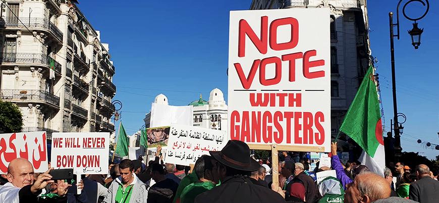 Cezayir'de halk seçimleri neden istemiyor?