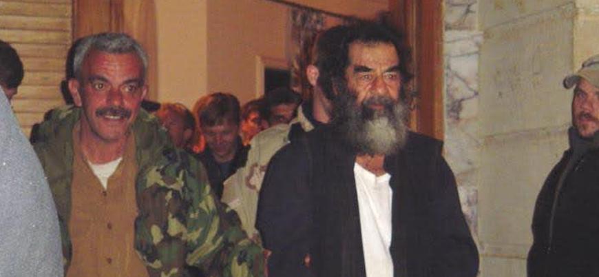 Eski Irak lideri Saddam Hüseyin'in ABD güçlerince yakalanışının 16'ncı yıl dönümü