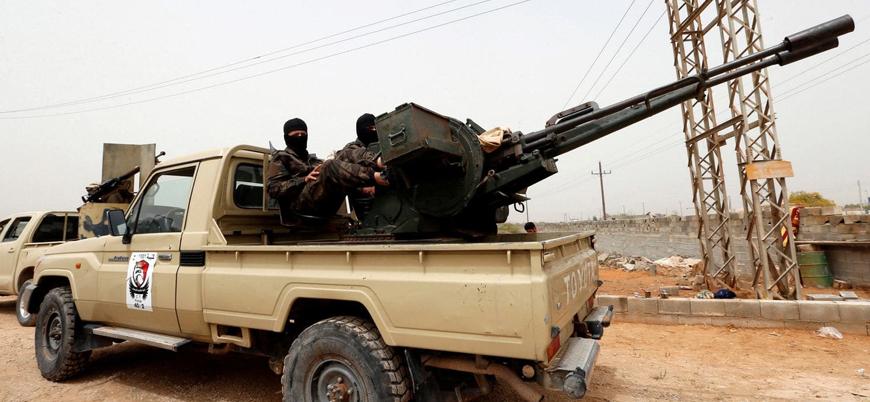 Hafter güçleri Trablus'a saldırı başlattı