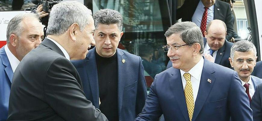 Arınç'tan Davutoğlu'nun Gelecek Partisi hakkında açıklama