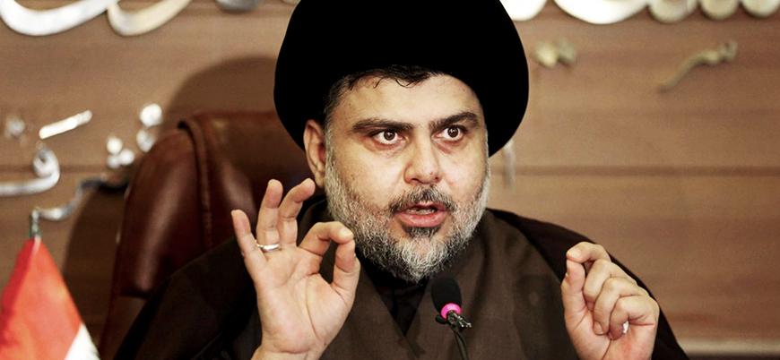 Şii lider Sadr partisine bağlı tüm kurumları kapattı