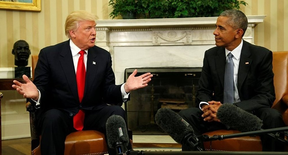 Trump: Obama telefonlarımı dinletti