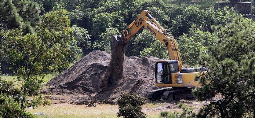 Meksika'da en az 50 kişinin gömüldüğü toplu mezar bulundu
