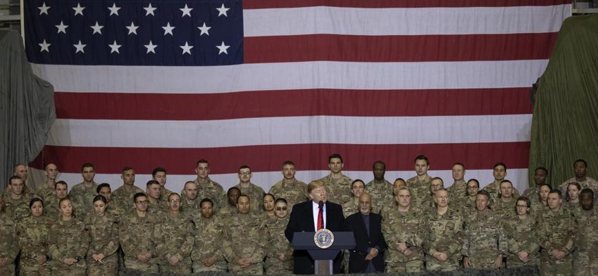 ABD Afganistan'dan 4 bin asker çekmeye hazırlanıyor